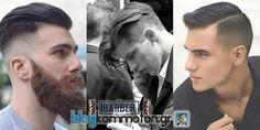 Πλήθος από ακαταμάχητα ανδρικά κουρέματα! Barber, Hair Cuts, Hair Color, Tips, Room, Movie Posters, Men, Fictional Characters, Beard Barber