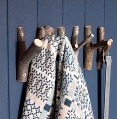 Perfect solution for my narrow hallway www.rowenandwren.co.uk