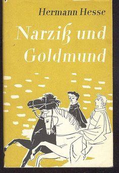 'Narziss und Goldmund', Herman Hesse