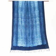 Shibori Watermark – Sally Campbell, Handmade Textiles