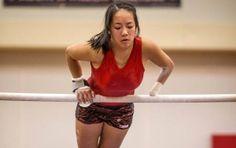One-handed Washington gymnast emerges as team's top scorer | Prep Rally - Yahoo Sports