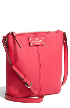 Kate Spade crossbody. I would like it in a neutral color though!