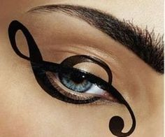 music note make-up