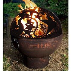 Good Directions FB-4 Copper 26-Inch Fire Bowl with Orion FireDome,Price: $559.05