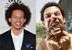 "Eric Andre (Haitian/Jewish) [American] Known as: Comedian, Talk Show Host & Actor TV: ""The Eric Andre Show"", ""Don't Trust the B—— in Apartment 23"", ""Curb Your Enthusiasm"", ""Hot in Cleveland"", ""The..."