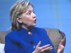 Hillary Rodham Clinton on GMO crops - What Hillary Clinton Said 40 Seconds Into This Video Should Put Anyone Who Cares About Organic Food on Notice