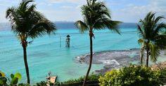 Parque Garrafon Natural Reef Park em Cancún #viagem #viajar #turismo