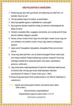 Élet+Stílus: Az ország legmenőbb házi feladatát adta egy tardosi tanító néni a diákjainak - HVG.hu