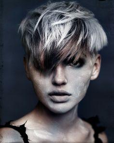 hair trend collections / парикмахерские тренды / стрижки, прически, окрашивания волос » Ken Picton Salon 2013
