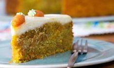 - Karottenkuchen, Rüblikuchen oder Möhrenkuchen Carrot cake, carrot cake or carrot cake, a refined recipe from the baking category. Baking Recipes, Cake Recipes, Frosting Recipes, Cheesecake, American Desserts, Cake & Co, French Toast Bake, Dessert Bowls, Cakes And More