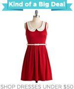 Azul You Like It Dress | Mod Retro Vintage Dresses | ModCloth.com
