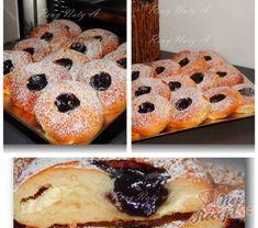 Dvojctihodné koláče   NejRecept.cz Graham Crackers, Doughnut, Nutella, Food And Drink, Cupcakes, Treats, Baking, Sweet, Recipes