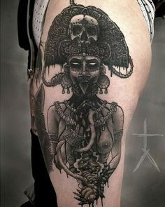 Mictecacihuatl Aztec Goddess of Death + Mictlantecuhtli's ...