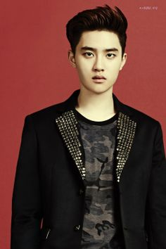 Kyungsoo ♡ #EXO // IVY Club , Back to School