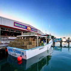 Conch Republic Seafood Company Courtesy of Restaurant