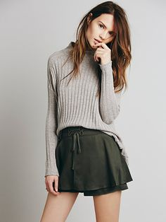 Free People Mountaineer Skort at Free People Clothing Boutique