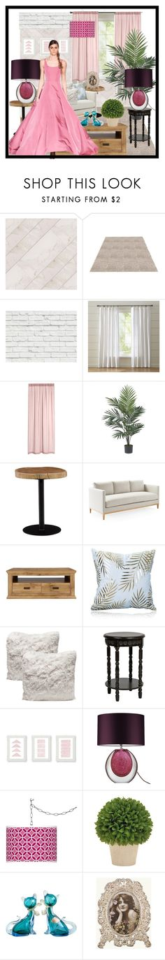 """Texture #3"" by jaja8x8 ❤ liked on Polyvore featuring Brewster Home Fashions, Wallace, Nearly Natural, Moe's Home Collection, Heathfield & Co., Giclee Glow and Alfredo Barbini"