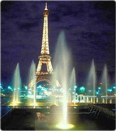 Fountain - Tour Effeil ..