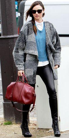 11 Best Miranda Kerr style: work outfit images | Miranda