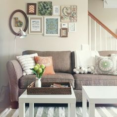 Our Daily Everythings: Family Room Inspiration