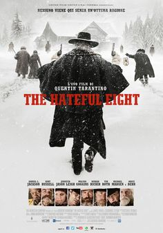 The Hateful Eight Acquista su Ibs.it    Soundtrack The Hateful Eight   directed by Quentin Tarantino with Samuel L. Jackson, Kurt Russell, Jennifer Jason Leigh, Walton Goggins, Demiàn Bichir