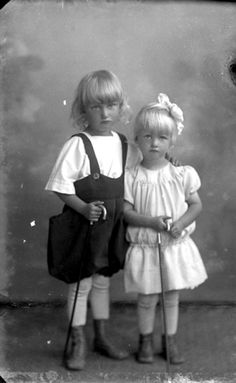Unknown children, Sweden
