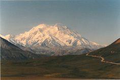 Jennifer Blom's postcard-like shot of Mount McKinley in Alaska.