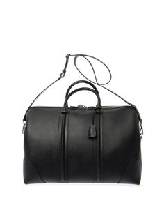 Givenchy Leather weekend bag Now £1,351 Save 30%