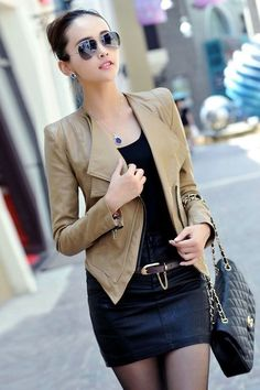 women-leather-jackets-2017-47 80 Most Stylish Leather Jackets for Women in 2017