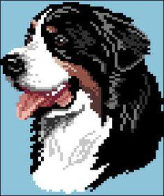 Knitting Charts, Loom Knitting, Knitting Patterns, Cross Stitch Charts, Cross Stitch Patterns, Pixel Art, Dog Chart, Blackwork, French Bulldog Art
