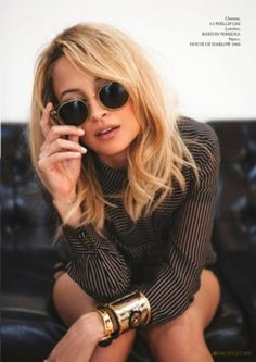nicole richie by jannie