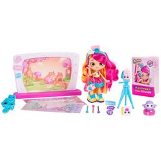 Shopkins Shoppies World Vacation Zoe Zoom's Selfie Stopover Set Shopkins List, Shopkins Season 8, Shopkins Bday, Shoppies Dolls, Shopkins And Shoppies, Best Kids Toys, All Toys, Shopkins World Vacation, Girls Nail Designs