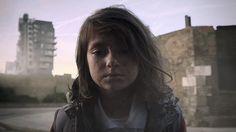 Save the Children crea una guerra ficticia en Londres. #SaveTheChildren #Siria #Advertising #Publicidad
