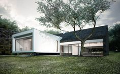 ::ARCHITECTURE:: North House South in Poland by formodesign