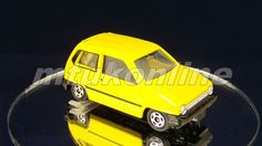 TOMICA 054C HONDA CITY | 1/57 | JAPAN | 054C-06 | YELLOW | 00500 Honda City, Old Models, Diecast, Nissan, Auction, Japan, Cars, Yellow, Vehicles
