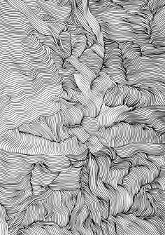 Zeichnung 125 | Ulrike Wathling