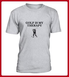 Golf Is My Therapy Vintage Shirt - Golf shirts (*Partner-Link)