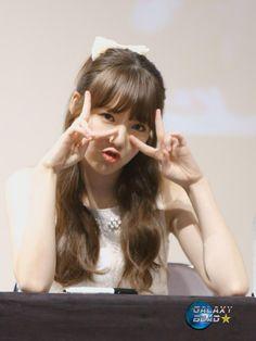 150815 용산 팬싸인회 예린4 #여자친구 #gfriend