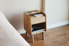 lovehoooooome:   Sumo Side Table by Kiltt Design