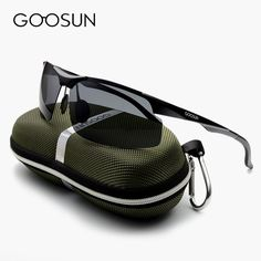 584cdbc4aa5 Aluminum Luxury Brand Polarized Sunglasses Men Sports Sun Glasses Driving  Mirror High Quality Eyewear Male Accessories