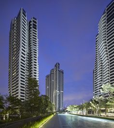 Zaha Hadid Architects | d'Leedon, Singapore