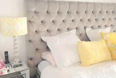 cabeceira painel estofada para cama-box king 1.95 x 80cm