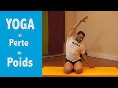 Yoga et perte de poids : épisode 2, les torsions pour drainer votre corps - YouTube