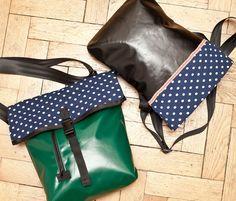 Bild: Fallmasche Recycling, Lunch Box, Mattress, Bento Box, Upcycle