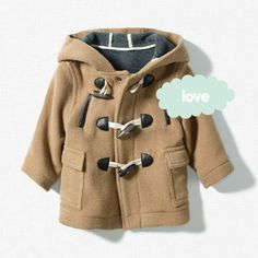 I can never tell which coats are for boys or girls but I like this either way I suppose.