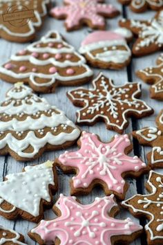 Christmas Snacks, Christmas Cooking, Christmas Thoughts, Polish Recipes, Polish Food, Dessert Recipes, Desserts, Chocolate Cookies, Diy Food