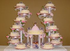 quinceanera cakes with dolls   TALK TO THE HUMP: Quinceañera