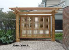 trellis designs | wonderful to use as screening or simple accents. Trellis also