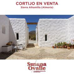 ¿Buscas una oportunidad de inversión en #TurismoRural en España? 👉 Descubre este espectacular #cortijo, situado en el corazón del desierto de #Almería, a tan solo 30 minutos del #CabodeGata y sus playas.