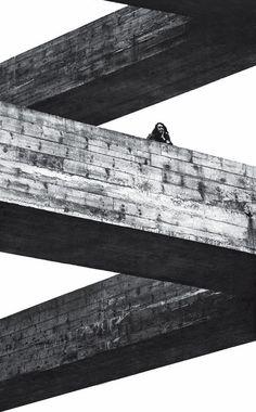 [a barriga de um arquitecto]: Uma mulher chamada Lina Bo Bardi / The SESC Pompeia Cultural Center